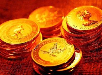 Золотые рубли