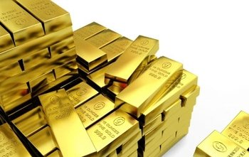 Слитки золота 999.9 пробы