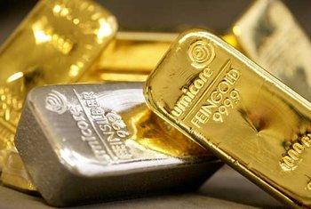 Цены на драгоценные металлы