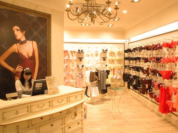 Открытие собственного специализированного магазина женского белья лучше начать с прочтения