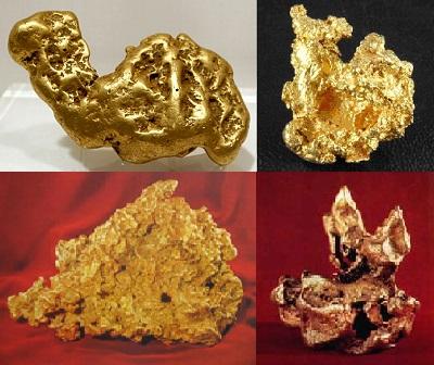 Самые большие золотые самородки в мире