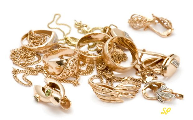 Ювелирные изделия; изделия из золота