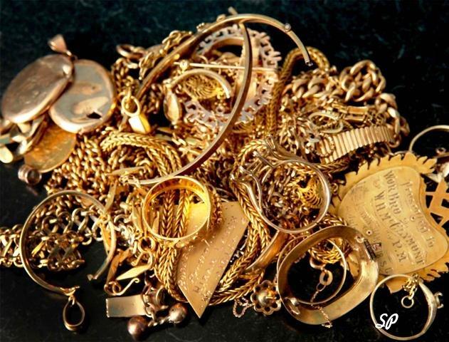 Изделия из золота