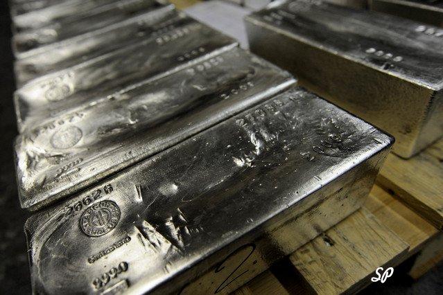 Рынок серебра