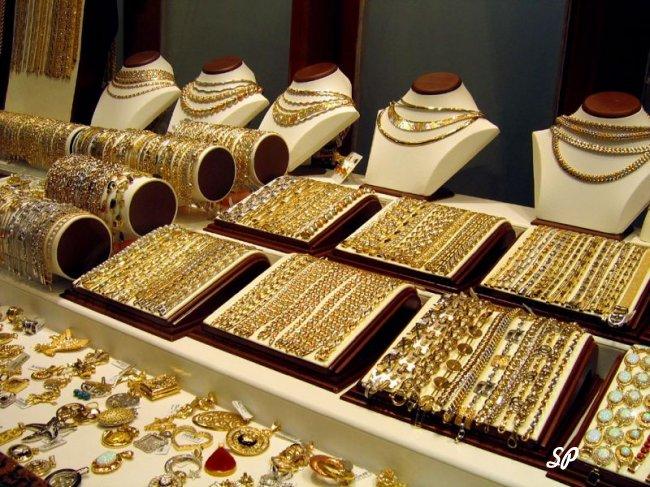 выбор золотых изделий