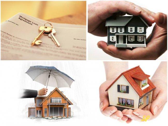 страхование ипотечного кредита