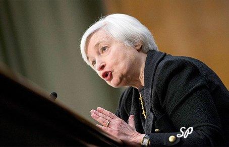Джанет Йеллен, Председатель ФРС