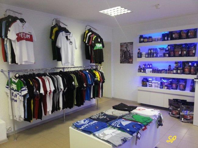 Магазин спорттоваров