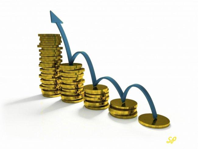 график доходности с возрастающих монет