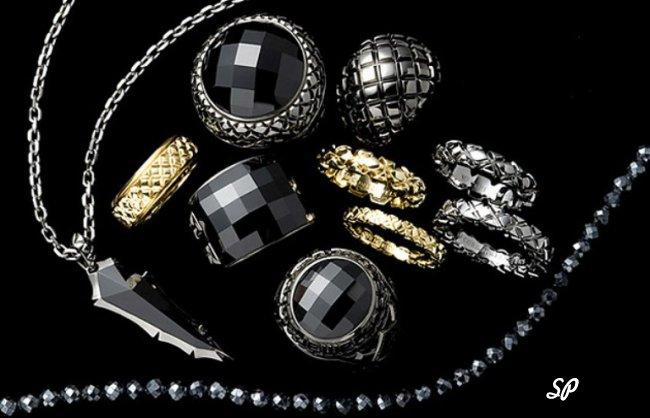 Изделия из чёрного золота