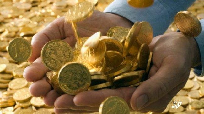 Фокусы с монетами - 2
