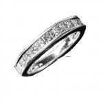 Серебряное кольцо Jewerlystories by Olga