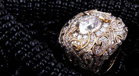 «Кольцо без кольца» от «HROMOV Jewellery»