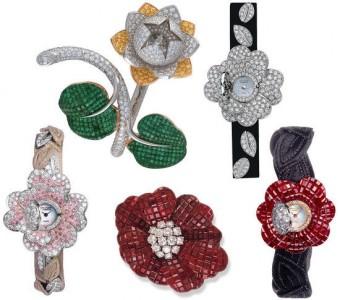 Ювелирные изделия марки Van Cleef & Arpels