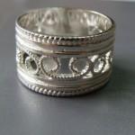 Серебряный перстень стоимостью 278 гривен