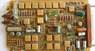 Драгметаллы в радиодеталях