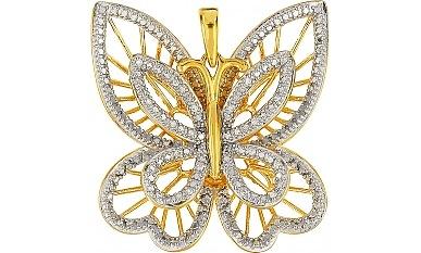 Ювелирное украшение из чистого золота