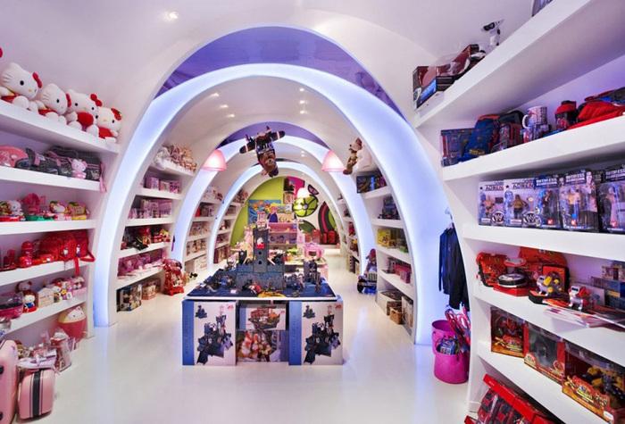 Оригинальный магазин детских игрушек