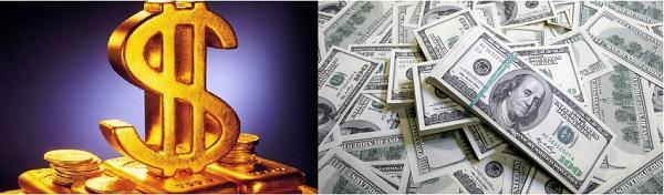 инвестиции в золото выгоднее доллара