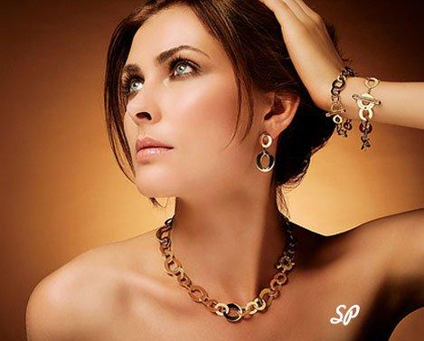 Золотые украшения; выбор золотого украшения