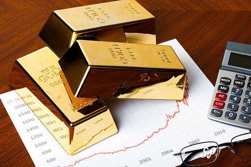 золото, биржа