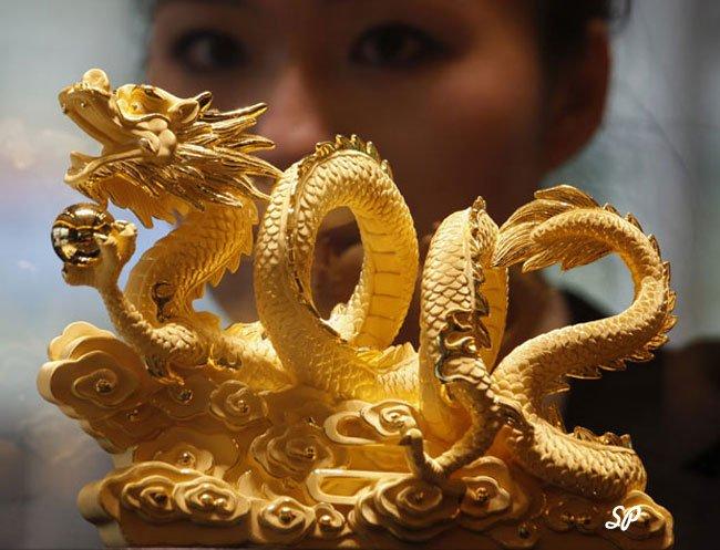 Китайский рынок золота