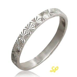 Кольцо из платины