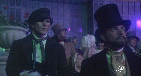 """Фильм 1979 года """"Большое ограбление поезда"""" - Шустрый Вилли и Пирс"""