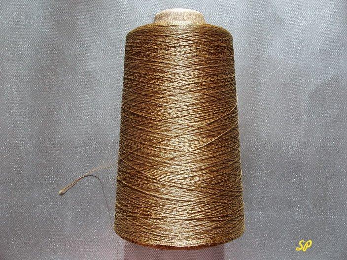 Моток золотых ниток для золотого шитья