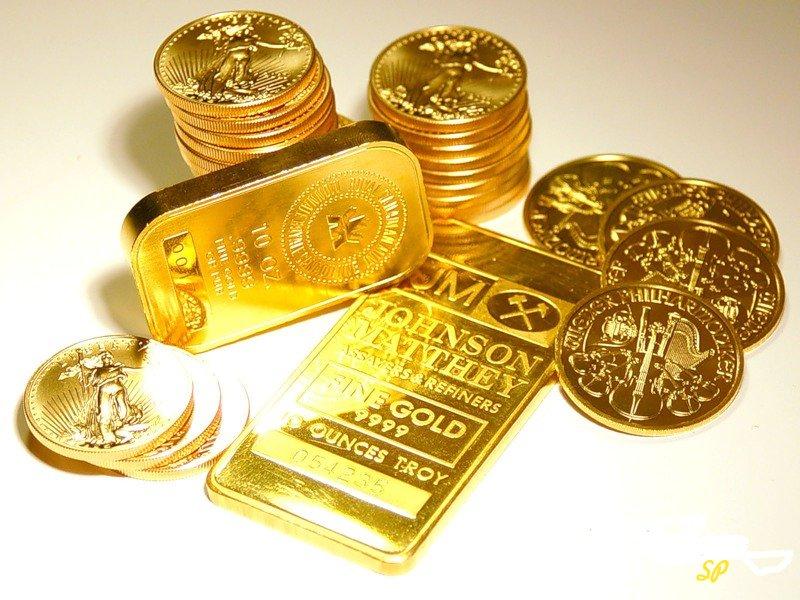 инвестиции в золото и монеты