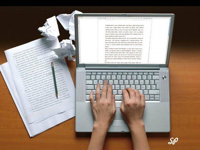 заработок в интернете - писатель