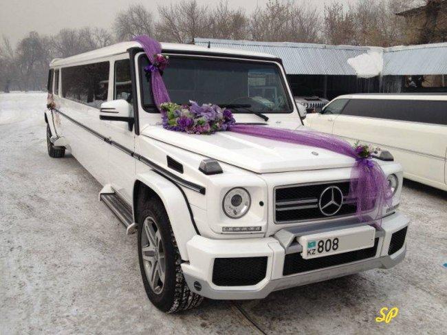 прокат лимузина-хамера