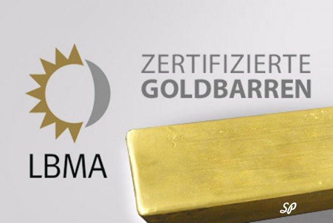 LBMA и слиток золота
