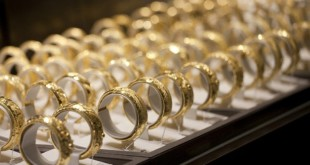 Много золотых колец