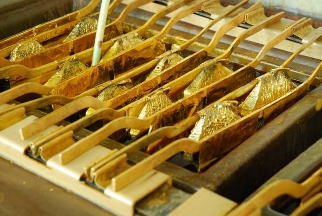 Аффинированное золото