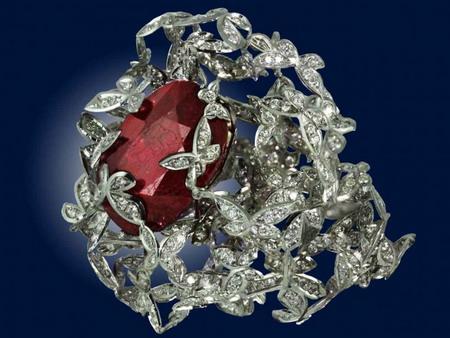 Кольцо «Царевна Лебедь» от  «Lobortas»