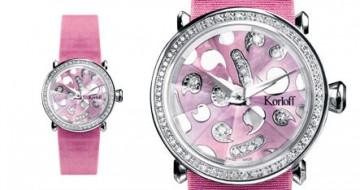 Оригинальные часы марки Korloff