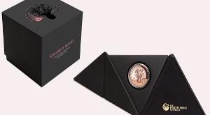 Презентация новой австралийской инвестиционной монеты