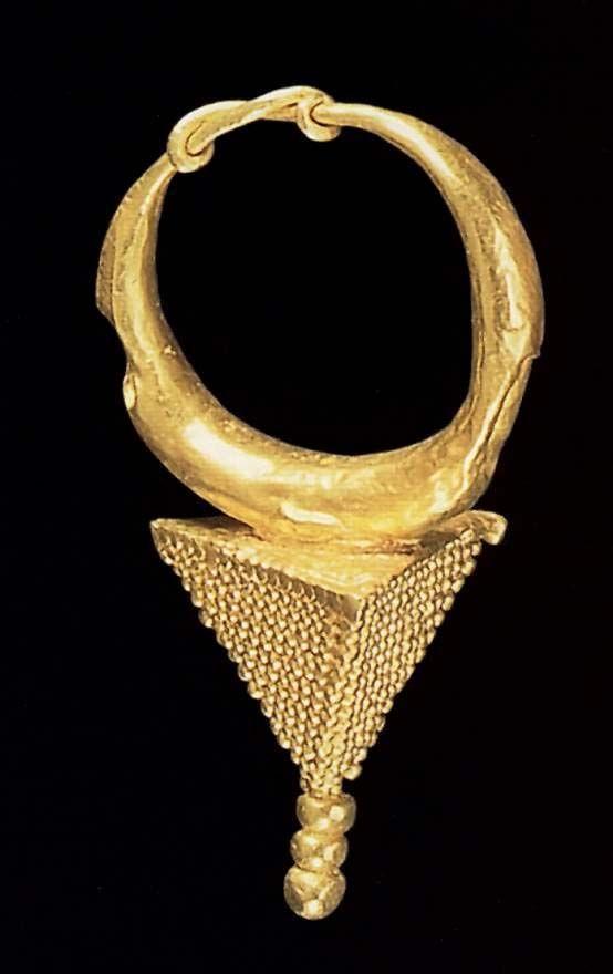 Золотое кольцо древних времён
