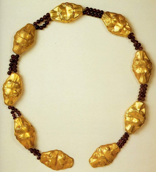 Ожерелье Древнего Египта